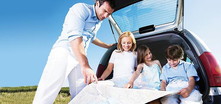 rodina a cestovanie