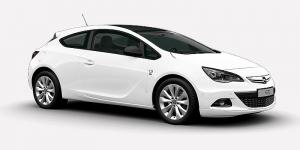 Dizajnový Opel GTC - MaH