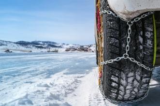 Snehové reťaze – keď je počasie nevyspytateľné