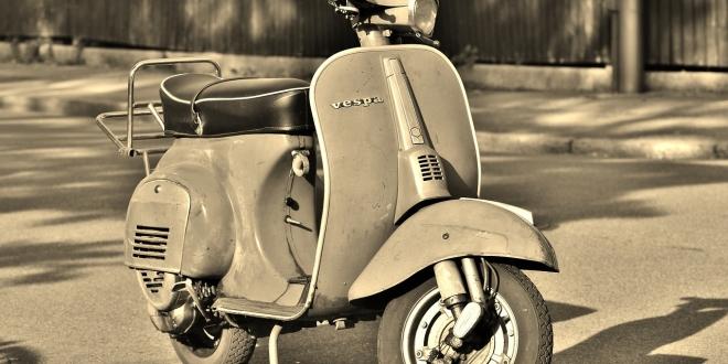 Každý motorkár pozná značku Piaggio